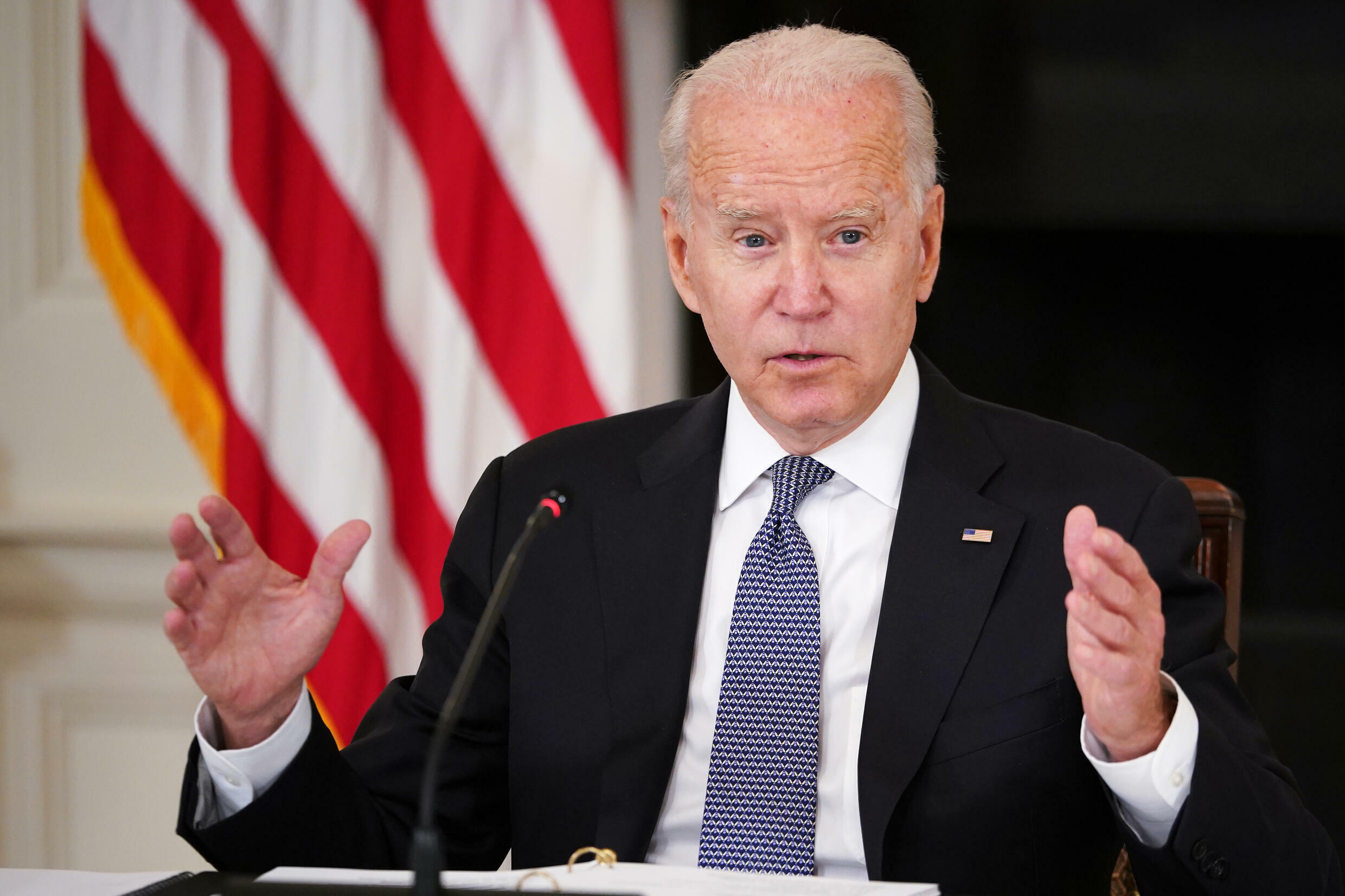 President Biden urges NY Governor to resign after independent probe finds he sexually harassed 11 women.