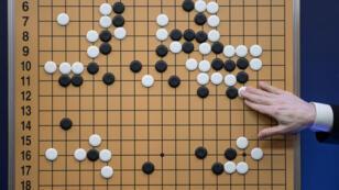 Le légendaire joueur sud-coréen de go Lee Sedol n'a remporté qu'une partie contre AlphaGo