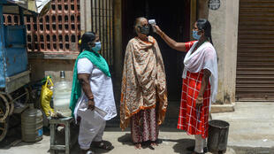 Total infections in India are now 1.63 million