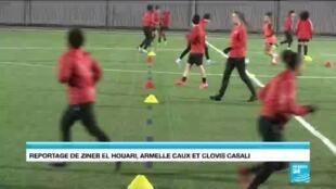 2021-01-24 10:11 Football féminin : la professionnalisation des footballeuses tarde à venir