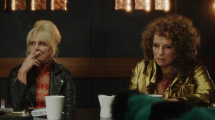 """Absolutely Fabulous"" sortira au cinéma en France le 23 novembre 2016."