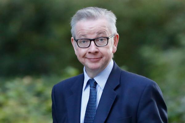 Michael Gove a refusé le poste de ministre du Brexit pour remplacer Dominic Raab.