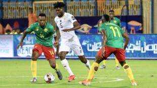 Le Ghana et le Cameroun se sont séparés sur un triste0-0, loin du choc annoncé.