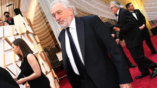 Robert De Niro is among celebrities asking Americans to wear face masks to fight COVID-19