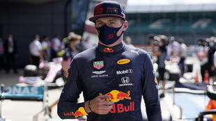 'Fighting chance': Red Bull's Max Verstappen after finishing third in qualifying