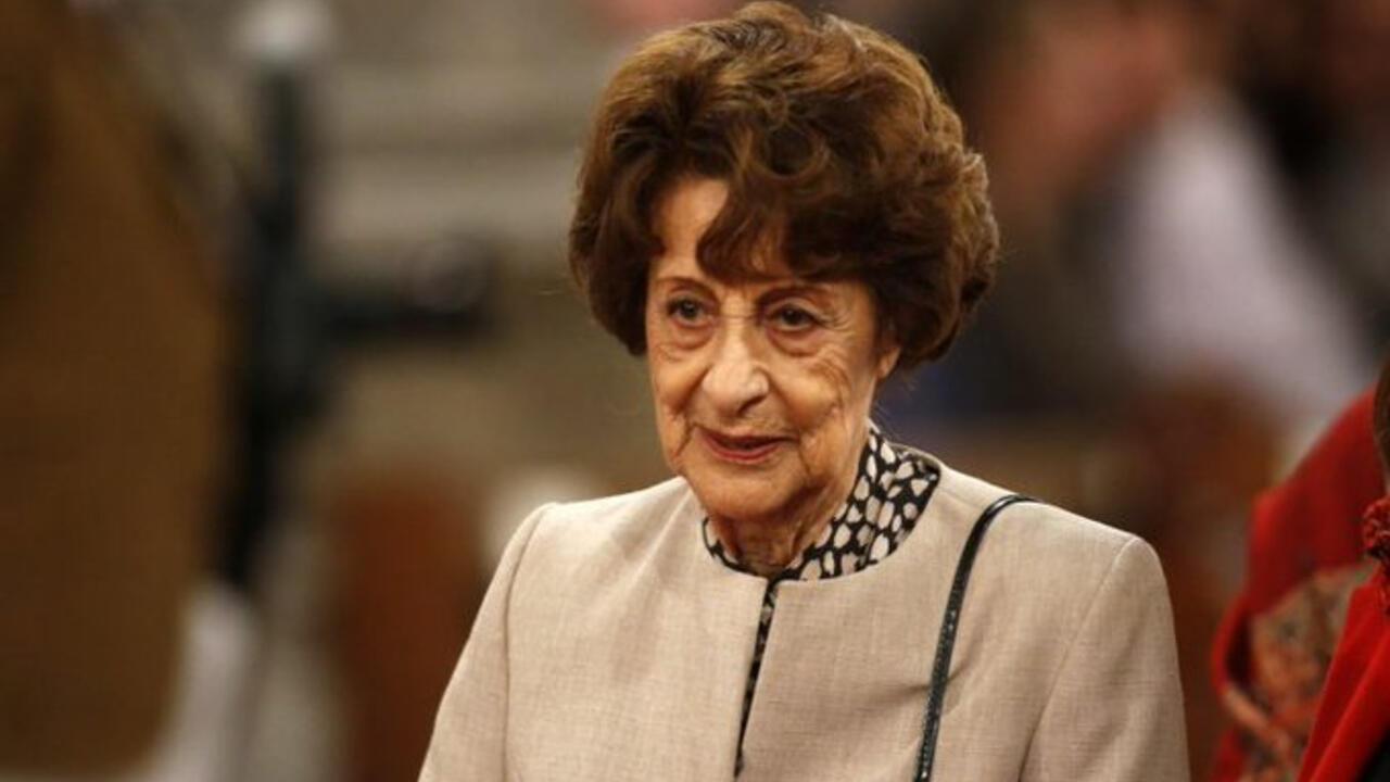 Ángela Jeria, madre de Michelle Bachelet, dedicó parte de su vida a trabajar por las víctimas de la dictadura y a respaldar la carrera política de su hija. Murió en Chile a los 93 años.