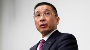 Hiroto Saikawa a remplacé Carlos Ghosn à la tête de Nissan en 2017