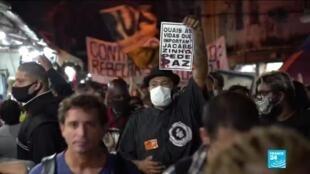 2021-05-08 11:03 Reportage sur la violence à Rio de Janeiro