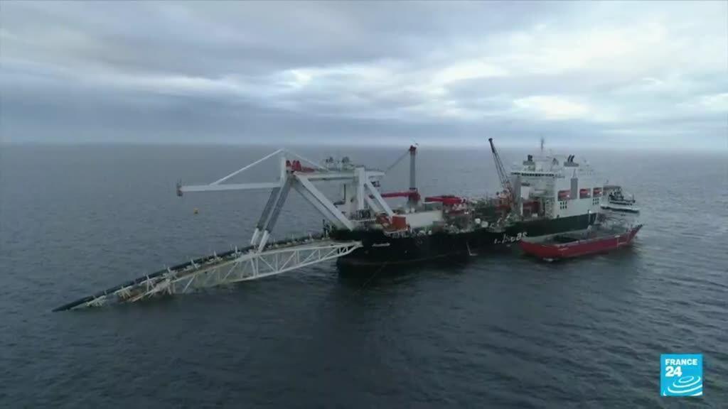 2021-09-10 18:38 Après des années de tensions, le gazoduc Nord Stream 2 prêt à entrer en service