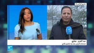 عبد العزيز الجباري مستشار الرئيس اليمني
