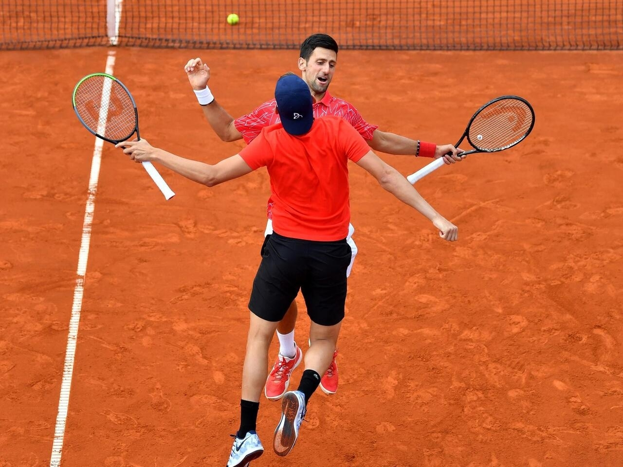 Djokovic Tests Positive For Covid 19 Deeply Sorry For Hosting Tennis Event