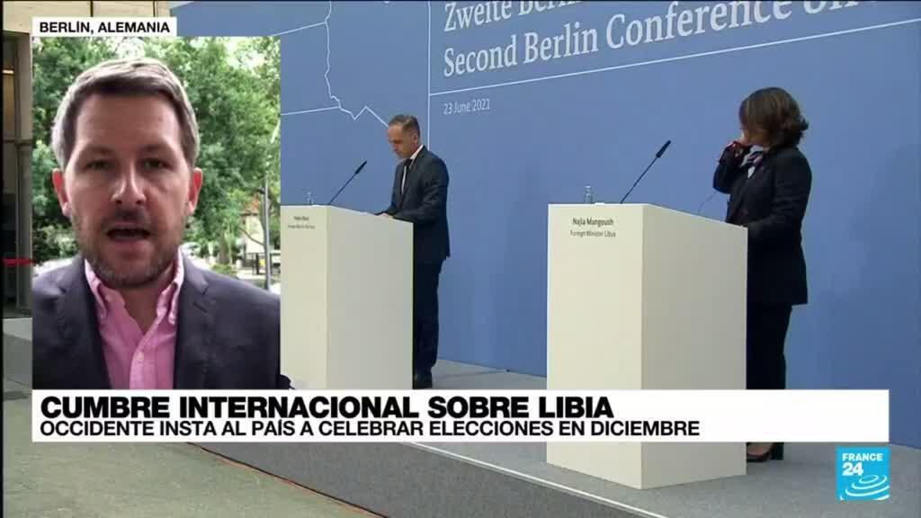2021-06-23 17:00 Informe desde Berlín: cumbre internacional sobre Libia busca garantizar elecciones en diciembre
