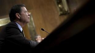 L'audition-événement de James Comey devant la commission du Renseignement du Sénat commencera à 14H00 GMT.