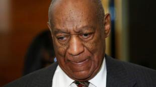 Bill Cosby au tribunal du comté de Montgomery, le 24 mai 2016.