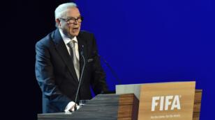 L'ancien président de la Fédération brésilienne de football José Maria Marin (archives).