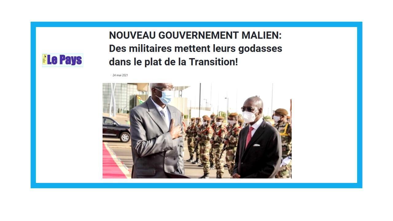 Arrestation, au Mali, du président et du Premier ministre du gouvernement de transition