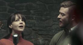 "Carey Mulligan and Justin Timberlake in ""Inside Llewyn Davis"" (Studio Canal)"