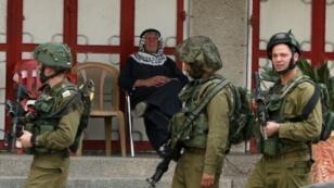جنود إسرائيليين في الضفة الغربية