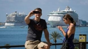 Tourism accounts for over 10 percent of Spain's economic output -- and up to 45 percent in the case of the Balearic Islands