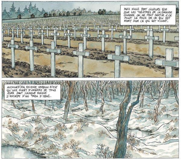 """Un extrait de """"Notre Mère la Guerre - Chroniques"""""""