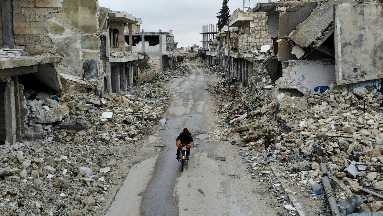 Syrian regime retakes symbolic town of Kafranbel: monitor - France 24