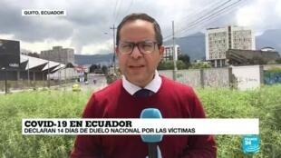 La vuelta al mundo France 24 Ecuador duelo nacional