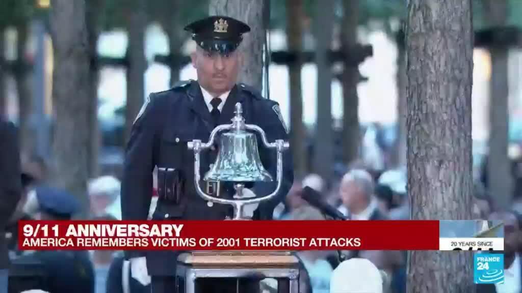2021-09-11 16:03 9/11 anniversary: America remembers victims of United Flight 93