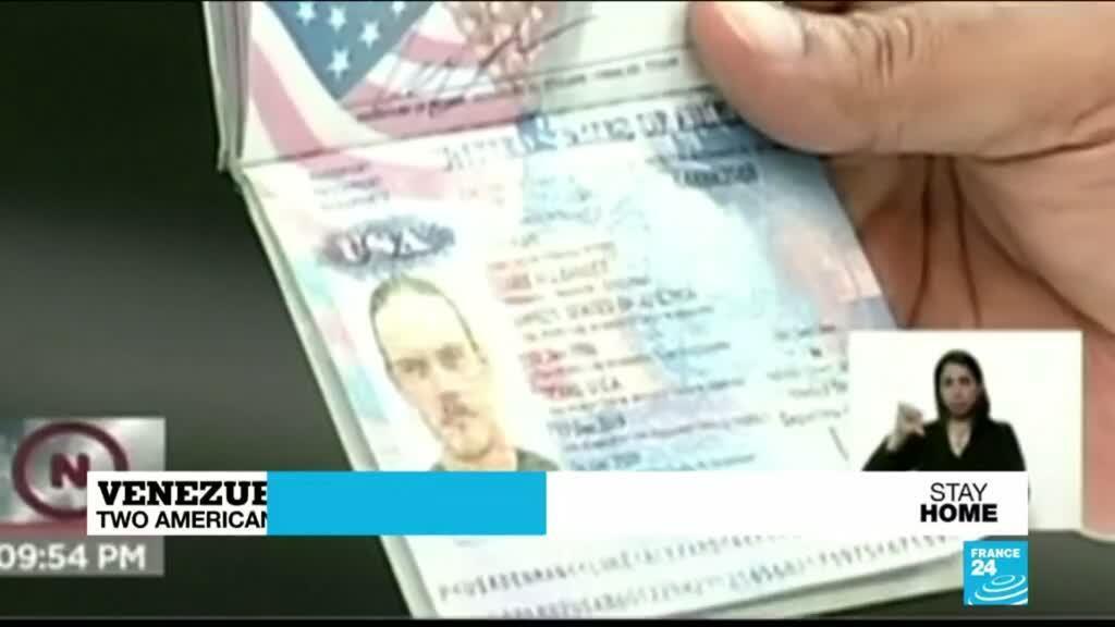 2020-05-05 14:12 Venezuela arrests two US citizens following failed 'mercenary' attack