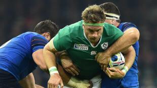 La France a été sèchement battue par l'Irlande, dimanche, à Cardiff (9-24).