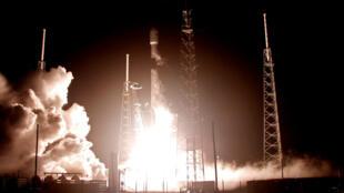 Desde Cabo Cañaveral, Florida (EE. UU) se produjo el lanzamiento de la primera misión israelí hacia la luna.