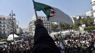 مظاهرات بالجزائر العاصمة 3 أبريل/نيسان 2019