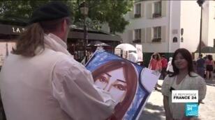 Les touristes expliquent aimer Paris, mais lui reprochent sa saleté et son manque de toilettes publiques.