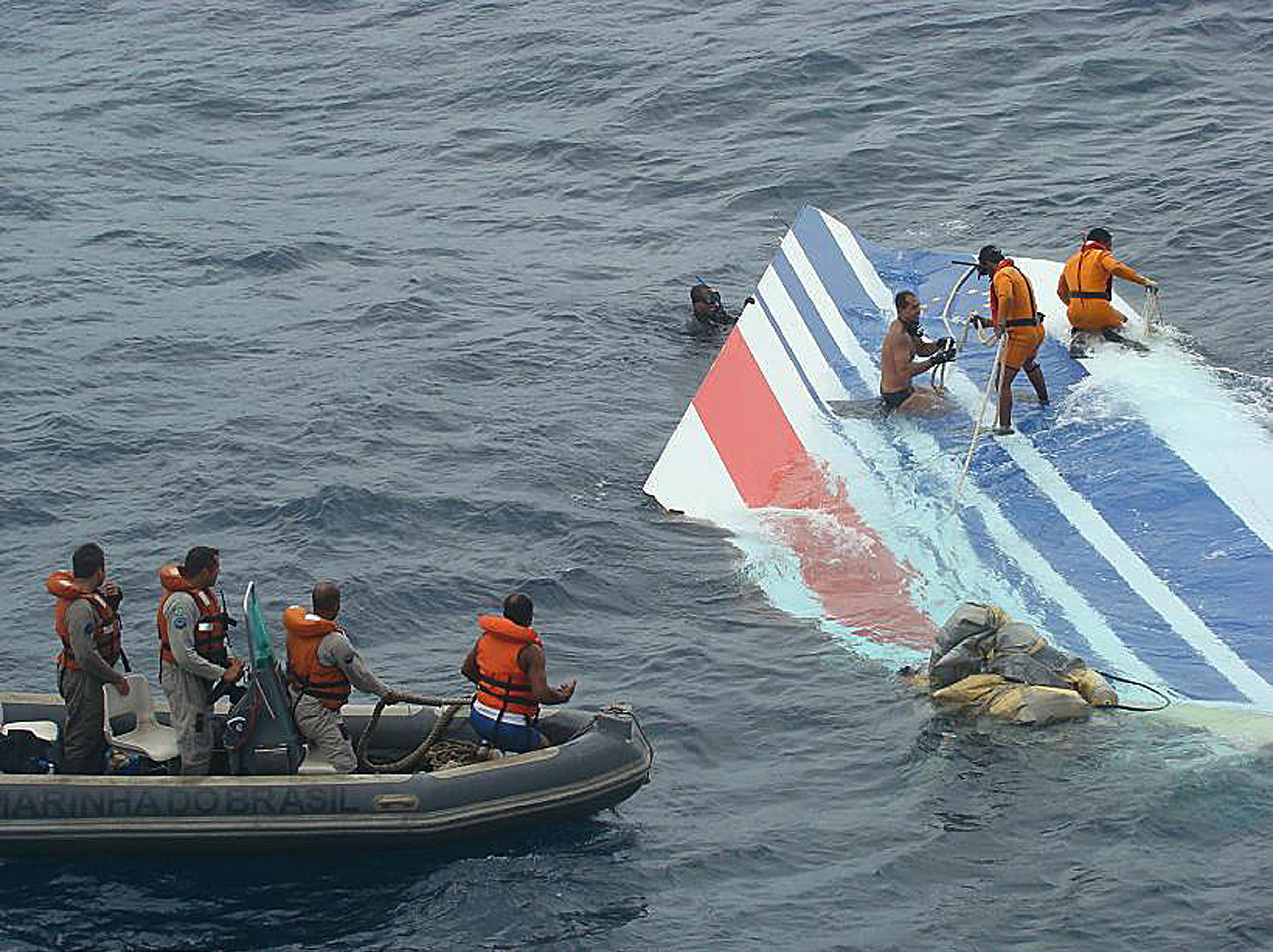 Flight AF447 plunged into the Atlantic Ocean during a storm on June 1, 2009, in the deadliest crash in Air France's history