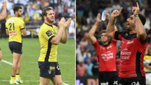 Clermont et Toulon ont décroché leur billet pour la finale du Top 14.