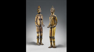 Christies Nigeria statues auction
