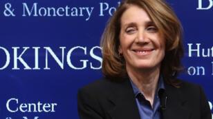 Ruth Porat rejoint Google après avoir passé 28 ans à la banque Morgan Stanley.