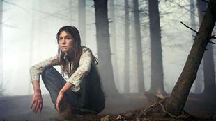 "Charlotte Gainsbourg dans ""Antichrist"", film du Danois Lars von Trier sorti en 2009."