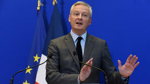 Le Maire - Europe