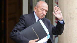 Gérard Collomb a démissionné, mardi 2 octobre 2018, de son poste de ministre de l'Intérieur.