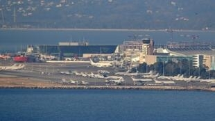 May is a busy month for Nice's Cote d'Azur airport which sees a 15 percent increase in numbers due to the Cannes film festival and the Monaco Grand Prix