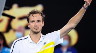 Russia's Daniil Medvedev will play Novak Djokovic in the Australian Open final