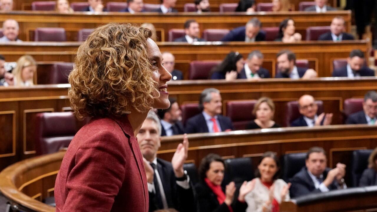 Meritxell Batet presidencia Congreso