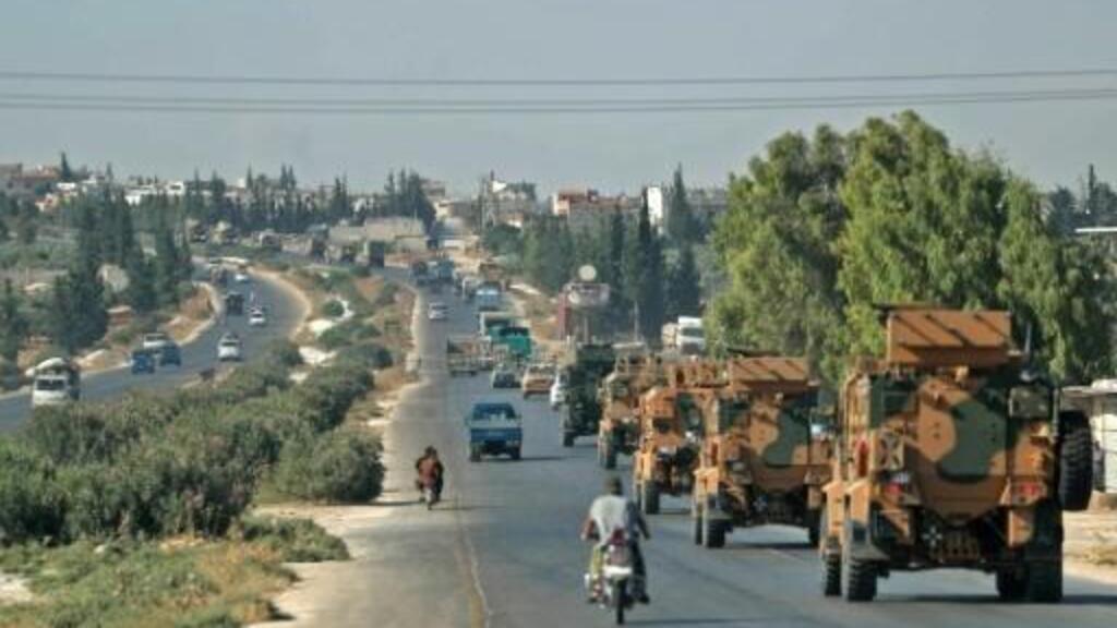 سوريا: قوات النظام تتقدم في خان شيخون بإدلب وتقطع الطريق أمام رتل تركي