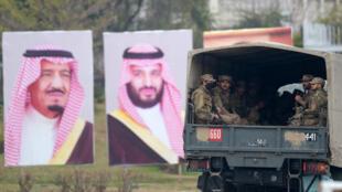 ولي العهد السعودي الأمير محمد بن سلمان يزور باكستان الأحد 17 فبراير/شباط 2019.