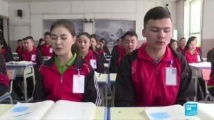2020-06-18 14:18 Washington promulgue une loi prévoyant des sanctions contre l'internement des Ouïghours en Chine