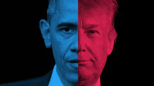 El expresidente Barack Obama y el presidente Donald Trump intercambian críticas en medio de mitines políticos el último fin de semana antes de las elecciones de médio término que se celebran el 6 de noviembre de 2018.
