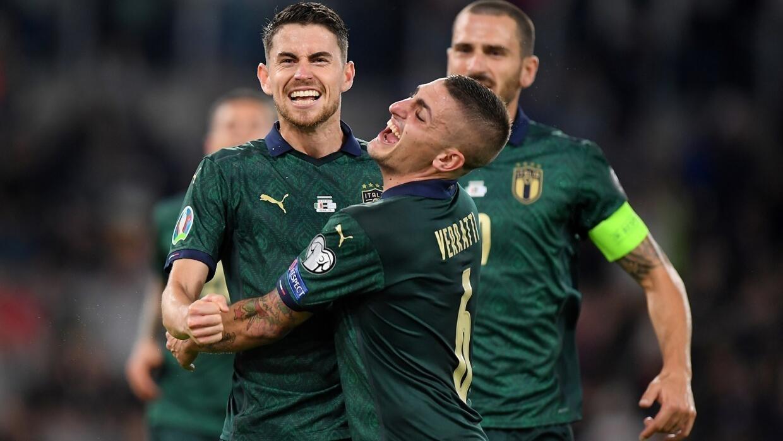 تصفيات كأس أوروبا 2020: منتخب إيطاليا يتأهل للنهائيات إثر فوزه على اليونان 2-صفر