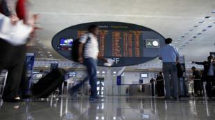 L'aéroport Paris-Charles de Gaulle, le 15 septembre 2014.