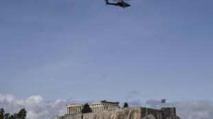 Le ministre grec des Finances Christos Staikouras a affirmé jeudi que l'économie de son pays, encore convalescente, devrait replonger en récession en 2020 en raison de la pandémie du coronavirus