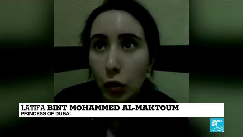 2021-02-17 09:43 Dubai princess says fears for life as held 'hostage'